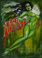 La Fée Verte, by Soni Alcorn-Hender