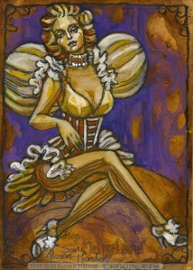 Chocolate Fairy by Soni Alcorn-Hender