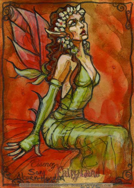 Love Fairy by Soni Alcorn-Hender