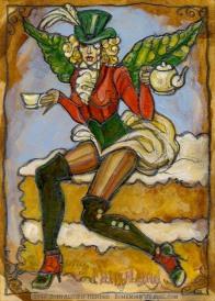 Tea Fairy by Soni Alcorn-Hender