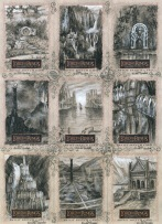 Topps LotR Masterpieces II by Soni Alcorn-Hender