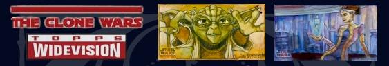 Topps Star Wars Clone Wars
