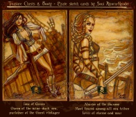 Ione of Greece & Alarice of the Saxons by Soni Alcorn-Hender