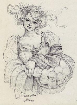 Rosie Cotton by Soni Alcorn-Hender
