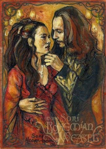 Bram Stoker's Dracula by Soni Alcorn-Hender