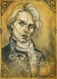 Lestat, Interview with a Vampire, by Soni Alcorn-Hender