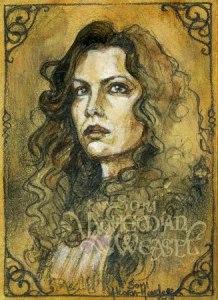 Anna Valerious, Van Helsing by Soni Alcorn-Hender
