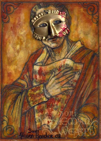 Phantom of the Opera by Soni Alcorn-Hender