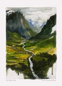 The Hidden Valley, Soni Alcorn-Hender