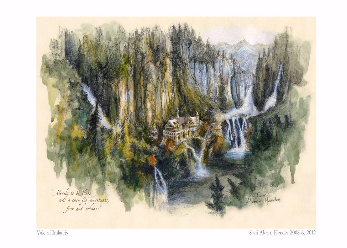 Rivendell, Soni Alcorn-Hender