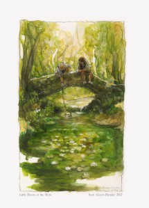 Little Rivers of the Shire, Soni Alcorn-Hender