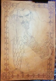 The beginning of Thorin!