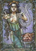 Circe, by Soni Alcorn-Hender