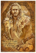 Fili, The Hobbit, by Soni Alcorn-Hender