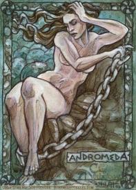 Andromeda, by Soni Alcorn-Hender