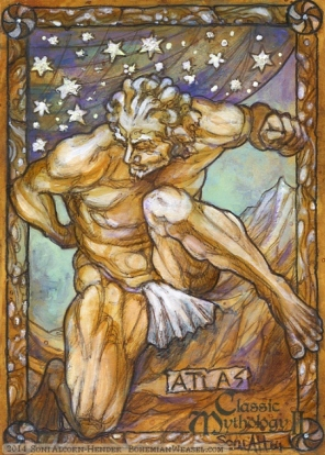 Atlas, by Soni Alcorn-Hender