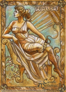 Penelope, by Soni Alcorn-Hender