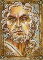 Zeus, by Soni Alcorn-Hender