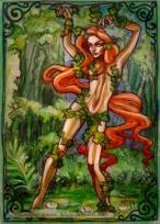 Poison Ivy by Soni Alcorn-Hender