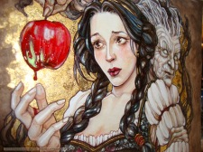 Snow White, by Soni Alcorn-Hender