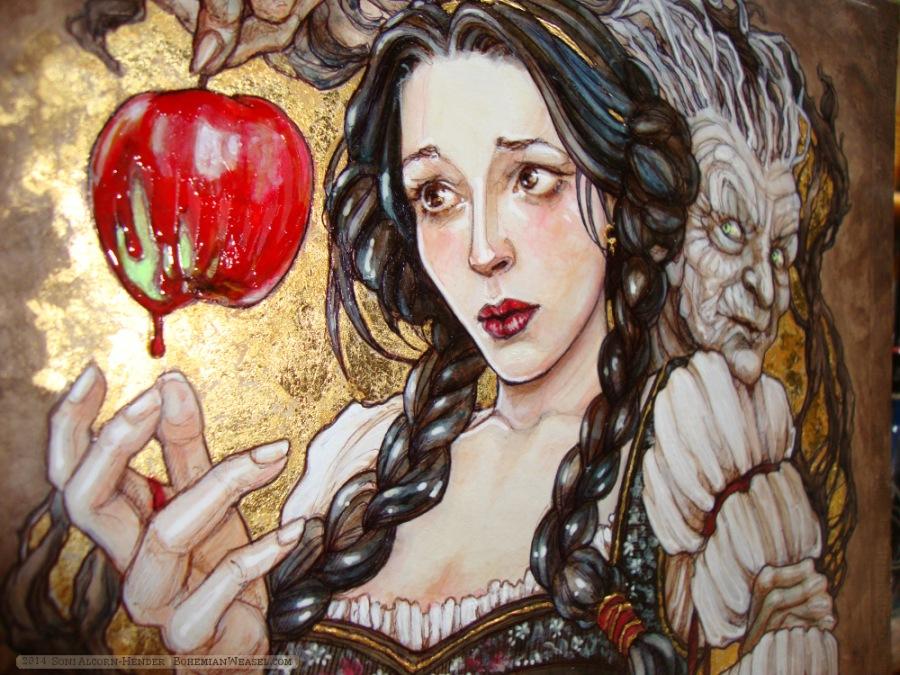 Snow White, by Soni Alcorn-Hender