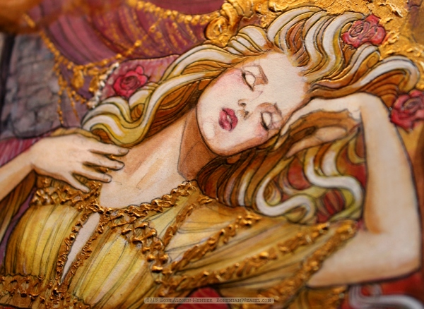 Sleeping Beauty preview, by Soni Alcorn-Hender