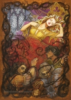 Sleeping Beauty, Soni Alcorn-Hender