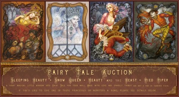 Fairy Tale Auction