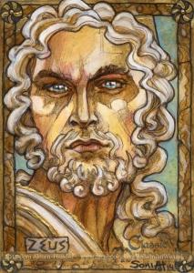 Zeus, Soni Alcorn-Hender