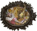 The Demon's Ball, Detail #1, by Soni Alcorn-Hender