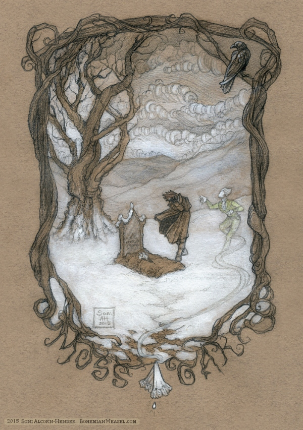 The Funeral of Arabella Strange, by Soni Alcorn-Hender