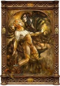 Seduction of Sauron by Soni Alcorn-Hender