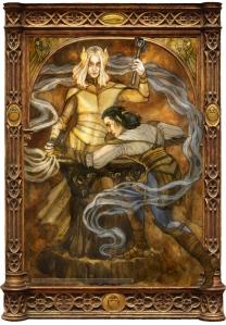 Annatar (Sauron), Celebrimbor and the Craft of Ring-making. Soni Alcorn-Hender