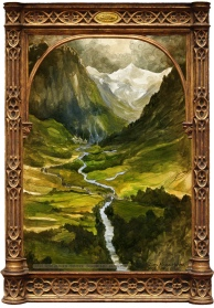The Ring is taken to Rivendell, Soni Alcorn-Hender