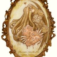 Horror Valentine, Cthulhu Love, by Soni Alcorn-Hender