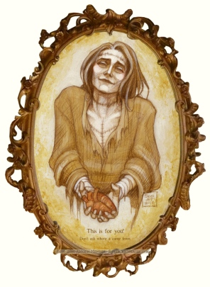 Horror Valentine, Frankenstein's Lovely Monster, by Soni Alcorn-Hender
