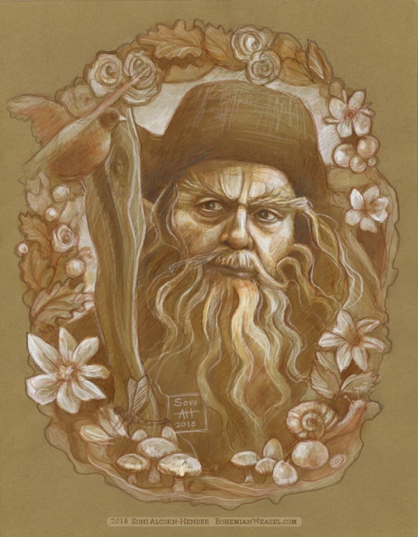 Radagast the Brown, Soni Alcorn-Hender
