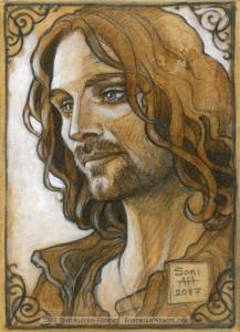 Aragorn, by Soni Alcorn-Hender