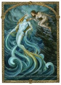 Water Elemental by Soni Alcorn-Hender