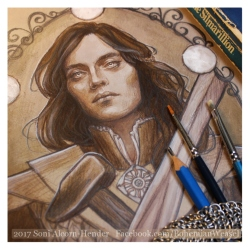 Fëanor, work in progress, Soni Alcorn-Hender