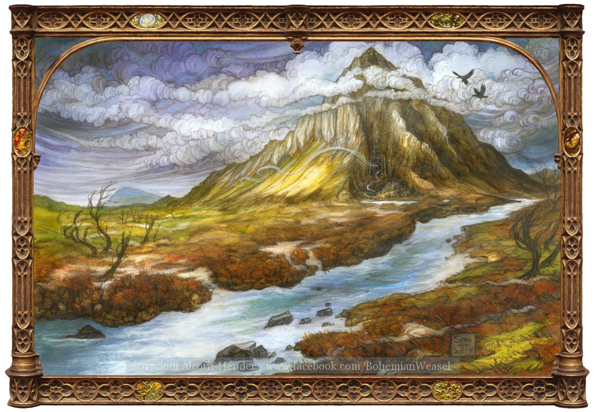 LotR, Hobbit, & Silmarillion Gallery (book-inspired ...