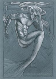 'Loss', merman sketch, Soni Alcorn-Hender