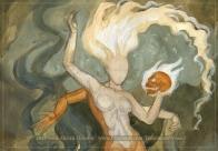 Elementals: Fire, wip2, Soni Alcorn-Hender