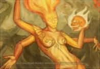 Elementals: Fire, wip3, Soni Alcorn-Hender