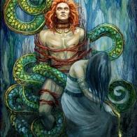 The Punishment of Loki, Soni Alcorn-Hender