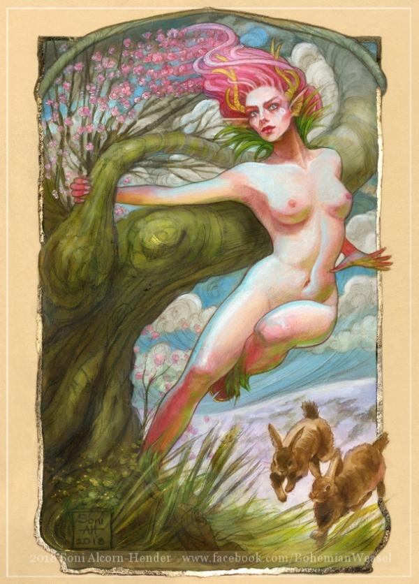 Spirit of Spring, Soni Alcorn-Hender