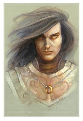 Isildur sketch, Soni Alcorn-Hender