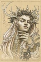 Dark Faerie: The Fairy King, Soni Alcorn-Hender, Bohemian Weasel
