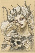 Dark Faerie: Proud Queen, Soni Alcorn-Hender, Bohemian Weasel