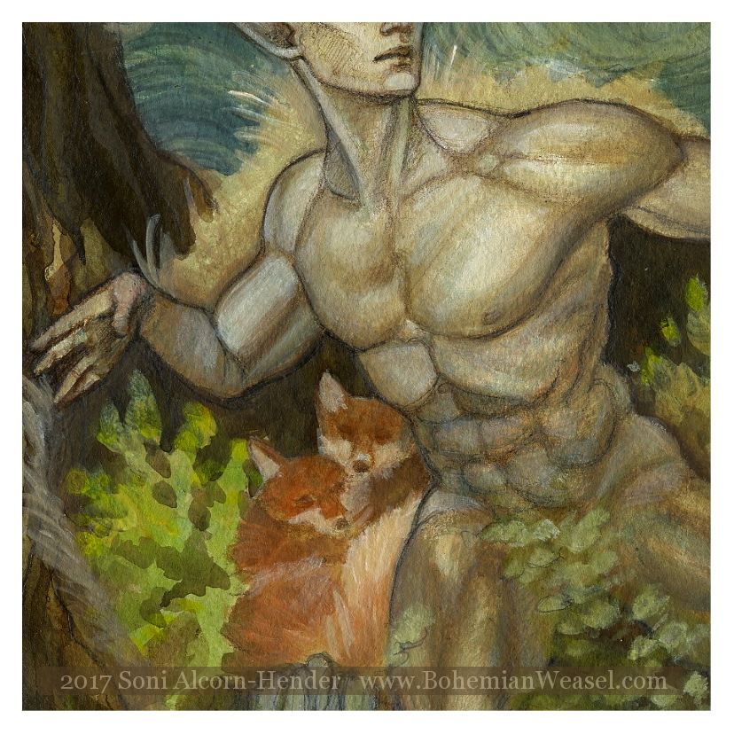 Elementals, wip3, Soni Alcorn-Hender